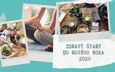 Zdravý štart do nového roka 2020